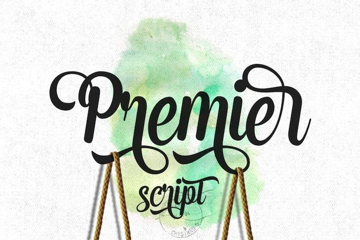 Thumbnail for Premier Script