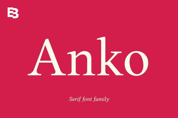 Thumbnail for Anko