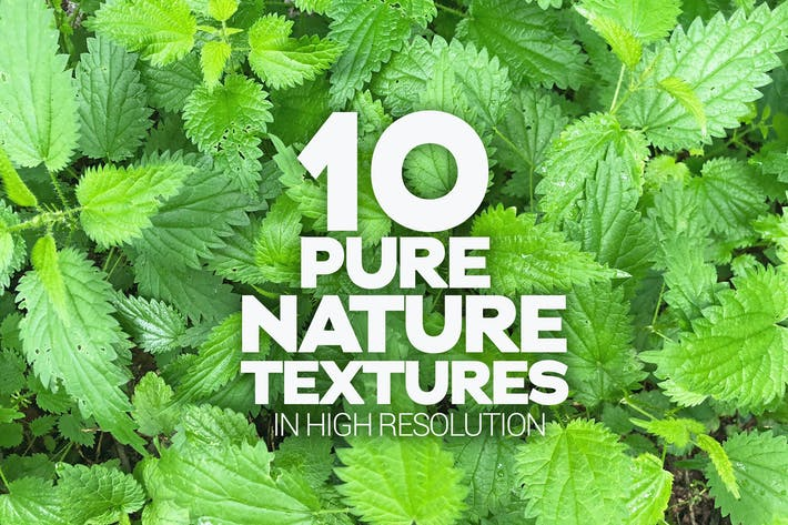 Pure Nature Textures x10
