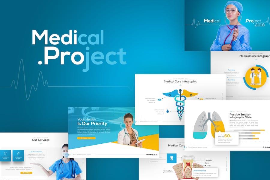Medipro Medical Presentation Template