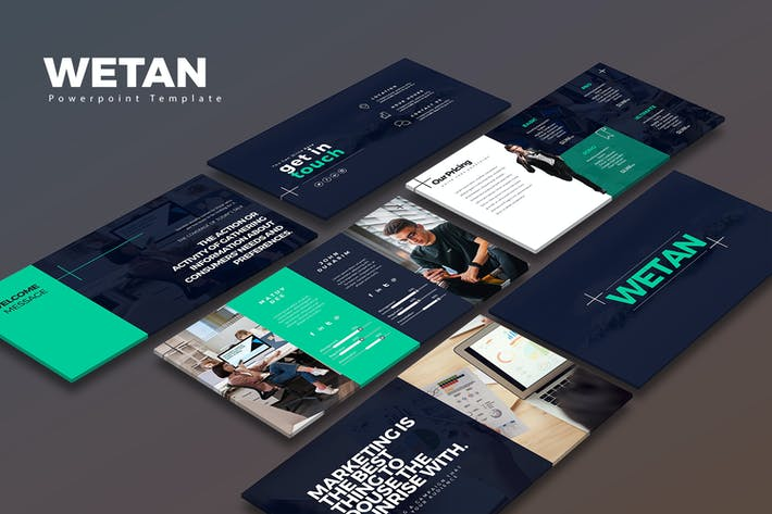 Thumbnail for Wetan PowerPoint Presentation