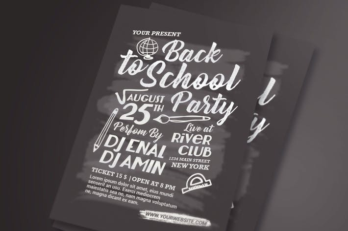 Thumbnail for Back to School Party