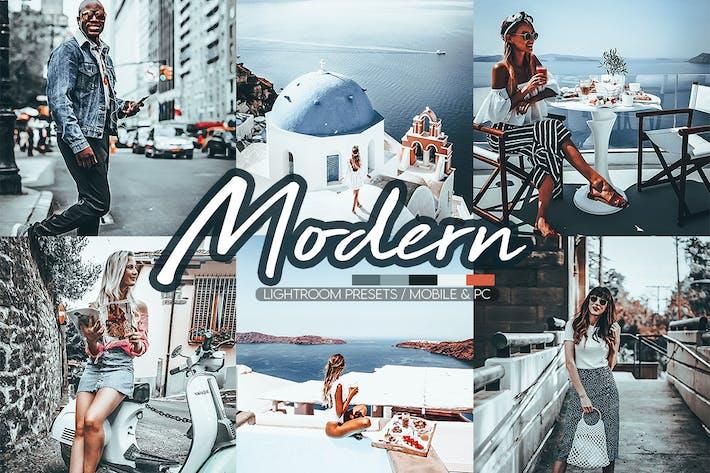 Thumbnail for Modern Lightroom Presets For Mobile & Pc