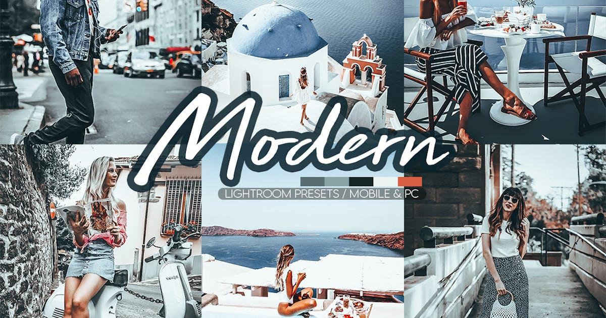 Download Modern Lightroom Presets For Mobile & Pc by SupremeTones