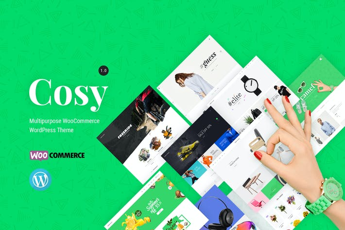 Thumbnail for Cosi - Multipurpose WooCommerce WordPress Theme
