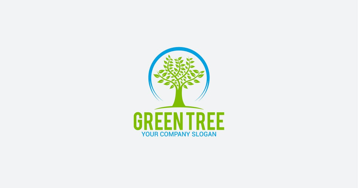 Download green tree by shazidesigns