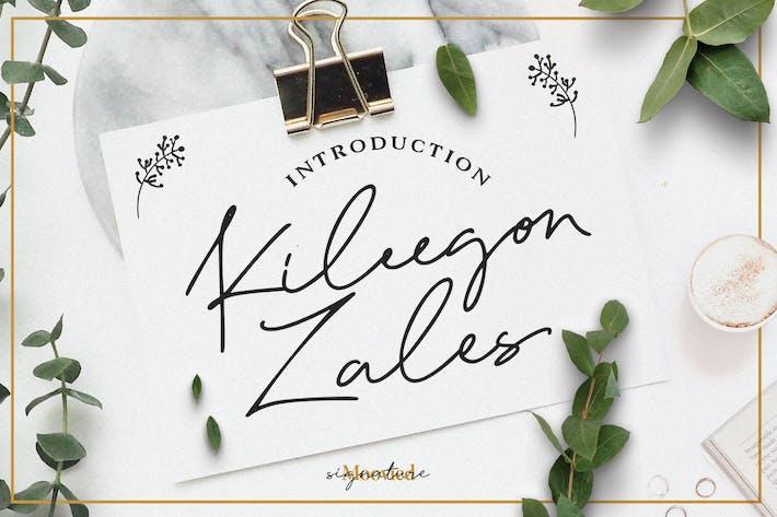 Kileegon Zales Signature