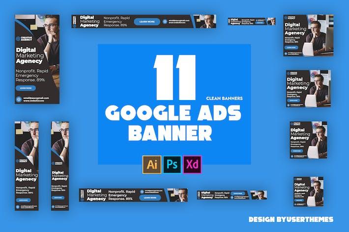 Marketing Google Ads Banner - V3