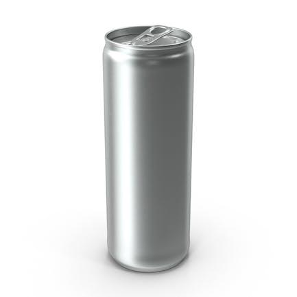Beverage Can Sleek 350ml Open