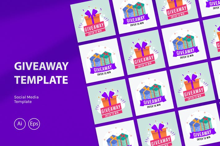 Giveaway Template