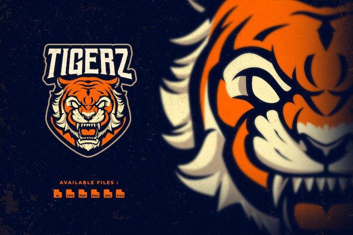 Tigerz Sport and Esport Logo