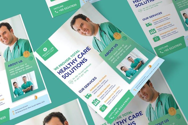 Affiche médicale