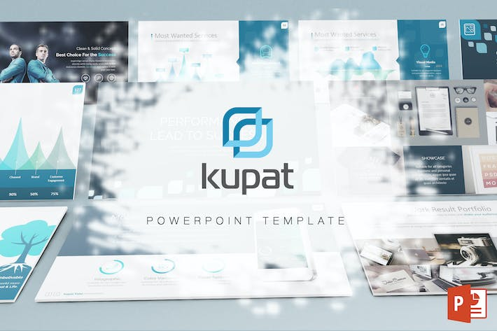 Thumbnail for Kupat Powerpoint Template