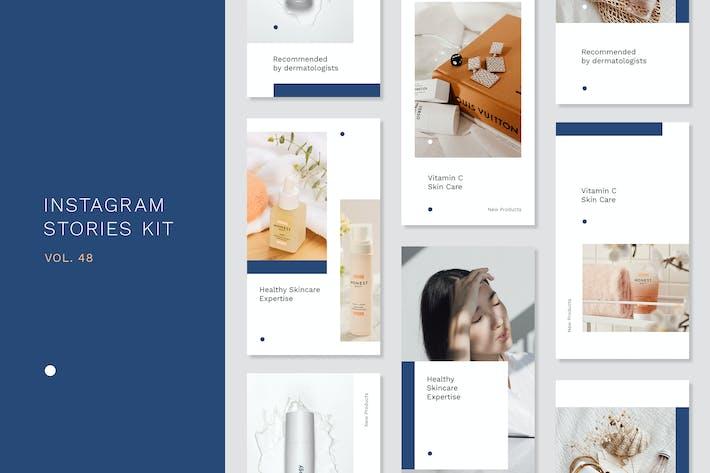 Thumbnail for Instagram Stories Kit (Vol.48)