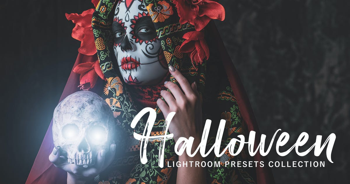 Download Halloween Lightroom Presets Pack by creativetacos