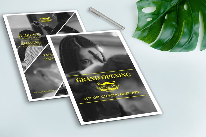 Thumbnail for GRAND OPENING FLYER 1