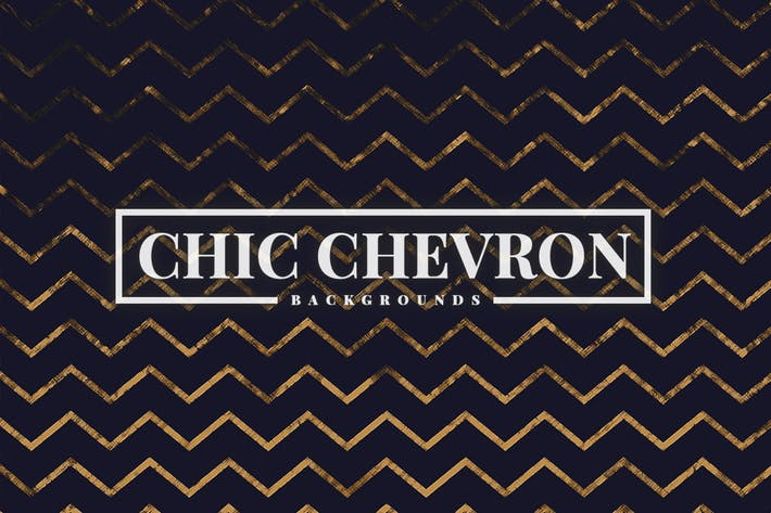Thumbnail for Chic Chevron Backgrounds