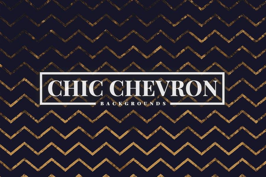 Fondos Chevron Chic