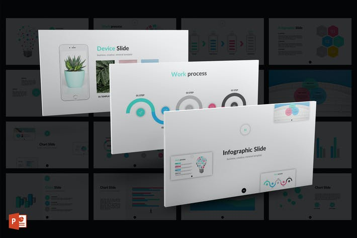 Thumbnail for Head PowerPoint Template