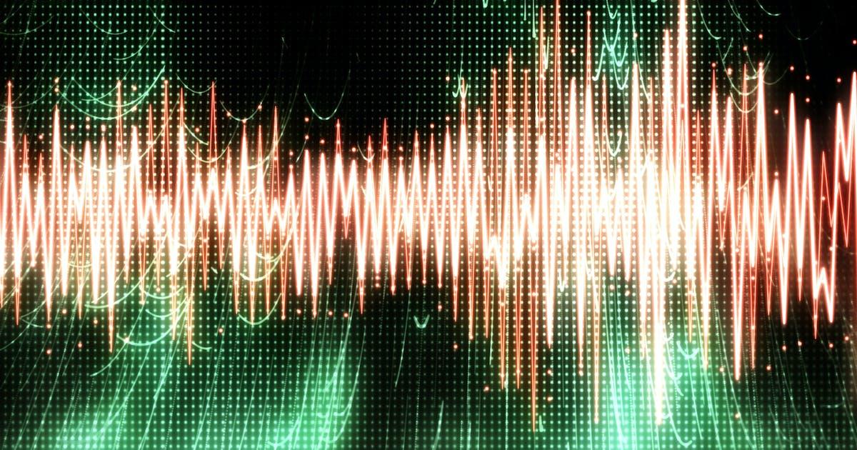 Download Music Energy Waveform by StrokeVorkz