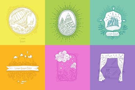 Picturesque Doodles