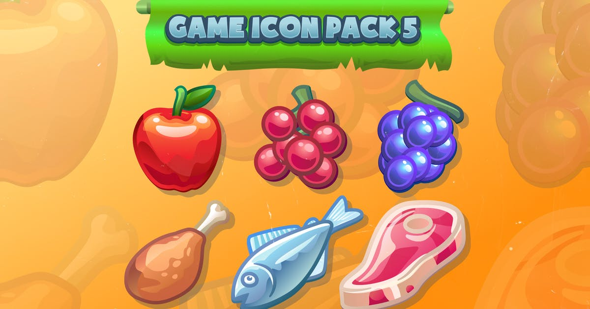 Download Adventure Game Icon pack 5 by febryangraves