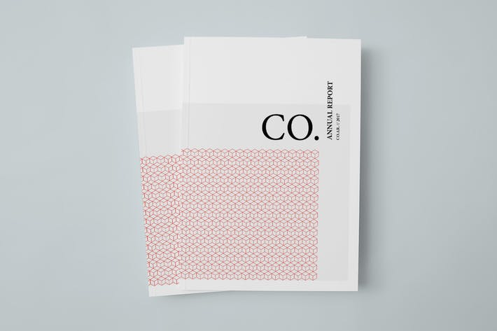 Thumbnail for CO. Annual Report