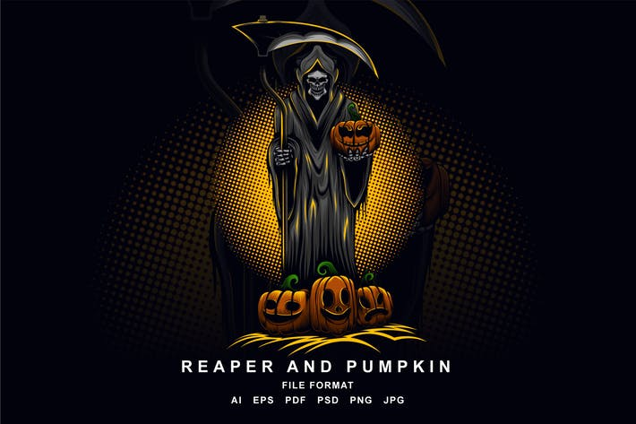 Thumbnail for Reaper And Pumpkin