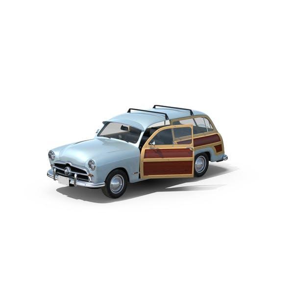 Cover Image for Generic Retro Car