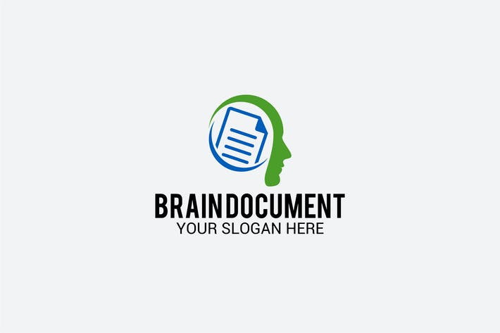 Thumbnail for brain document