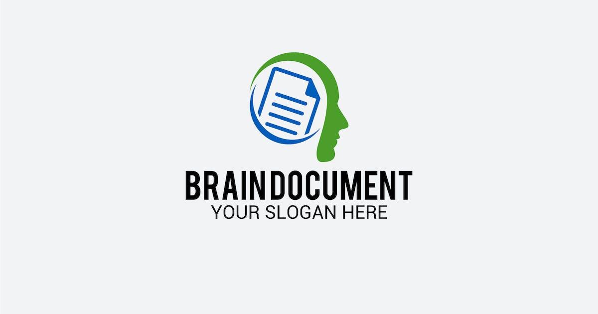 brain document by shazidesigns