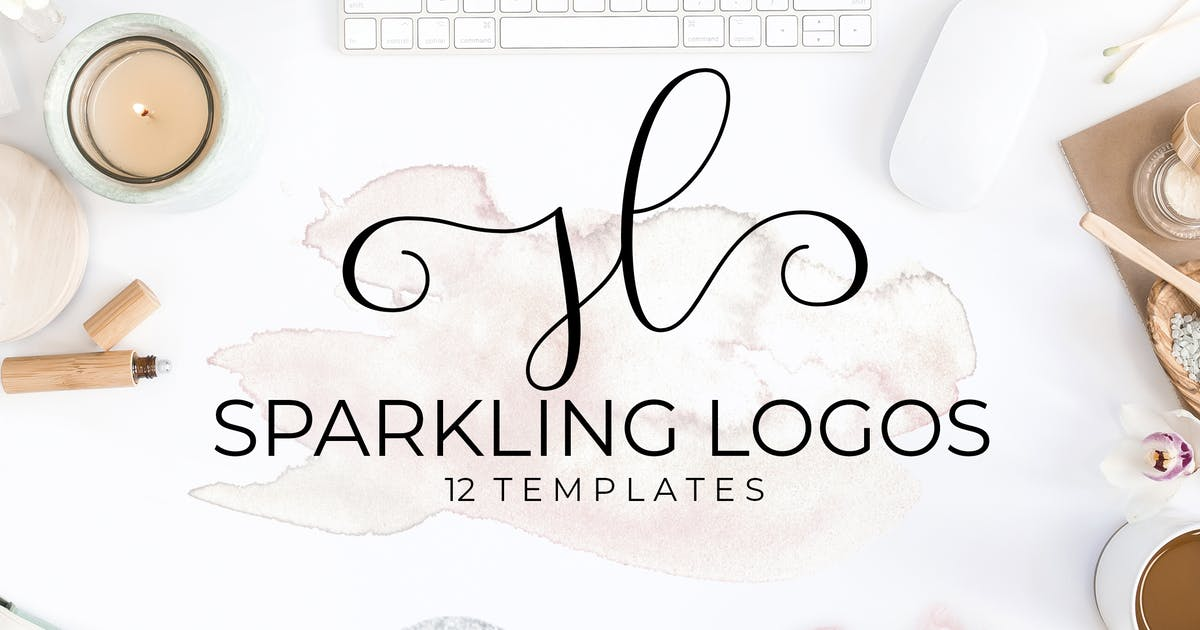 Download Sparkling Logo Templates by switzergirl