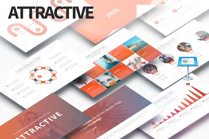 Thumbnail for Attractive - Multipurpose Keynote Presentation