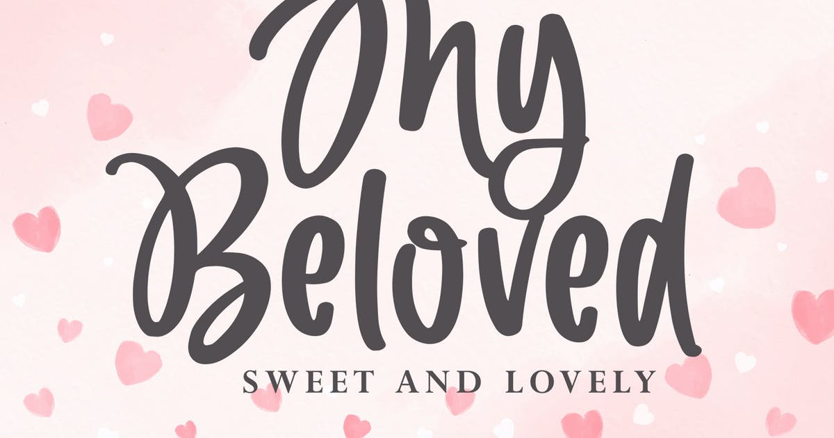 Download My Beloved by Subectype