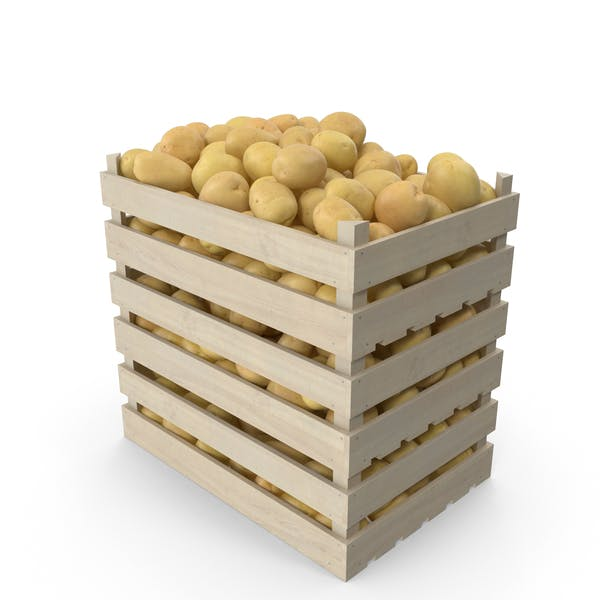 Thumbnail for Crates of Potatoes