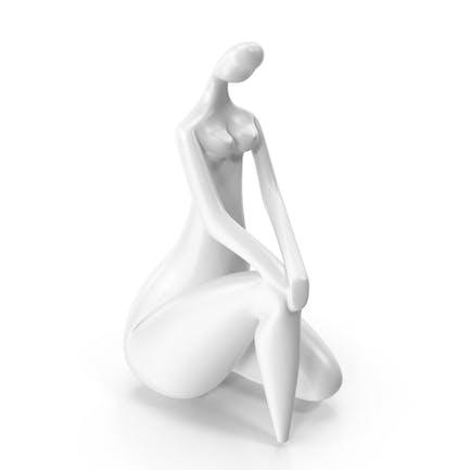Unterwerfung Skulptur