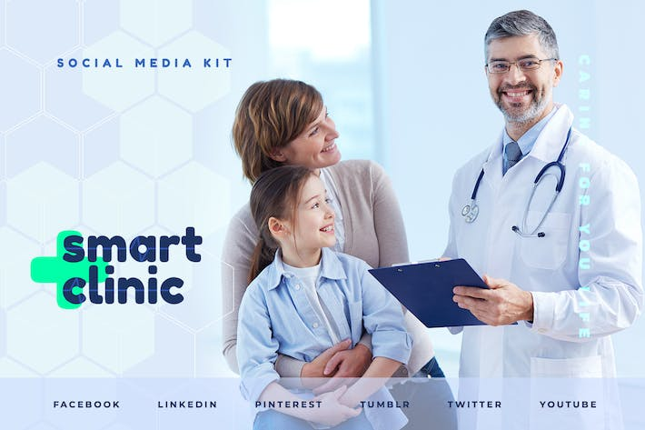 Thumbnail for Medical Clinic – Social Media Kit