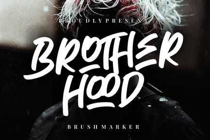 Brotherhood Brotherhood Rotulador