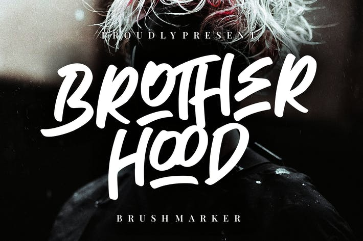 Brotherhood Brush Marker