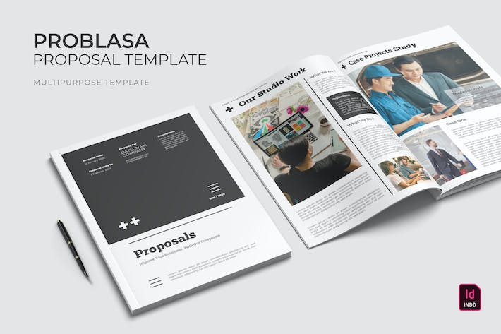 Thumbnail for Proposal   Proposal Template