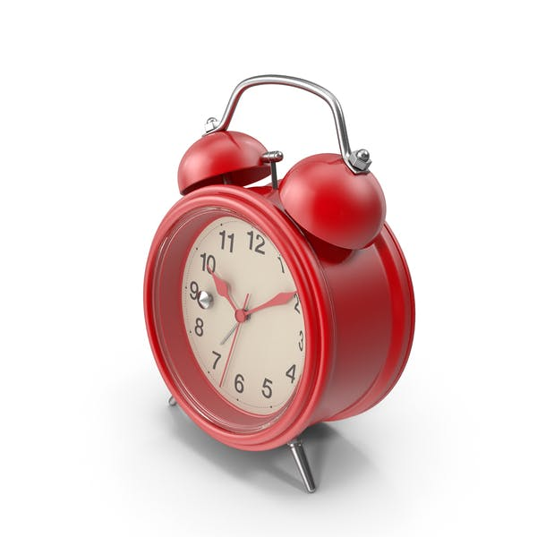 Cover Image for Red Alarm Clock