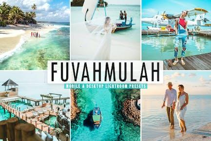 Пресеты Fuvahmulah для мобильных и настольных ПК