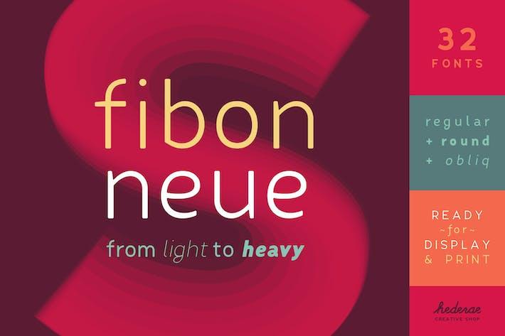 Thumbnail for Fibon Neue