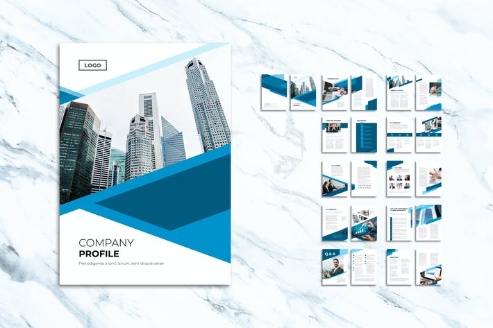 Thumbnail for Company Profiles for Multipurpose