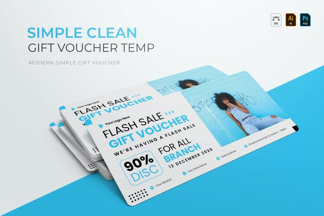 Simple Clean | Gift Voucher