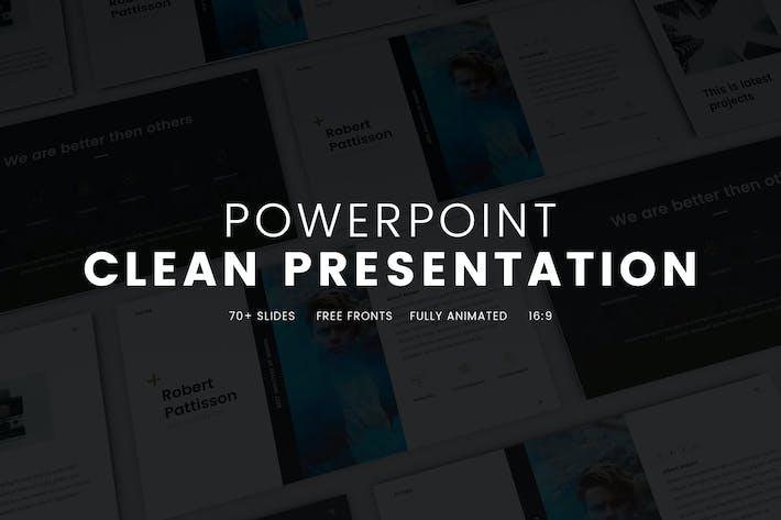 Thumbnail for Минимальная презентация