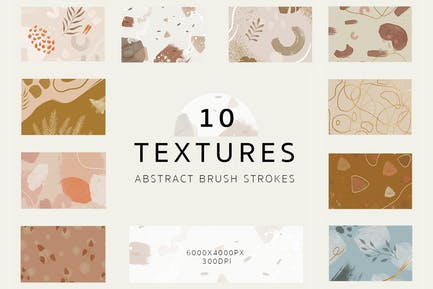 Brush Stroke Creative Textures