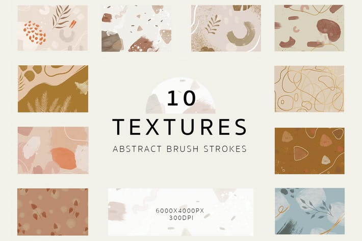 Brush Stroke Creative Textures
