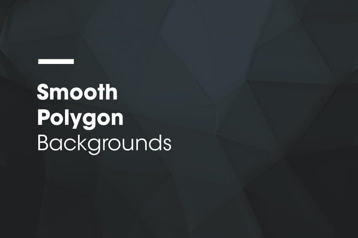 Thumbnail for Smooth Polygon | Backgrounds