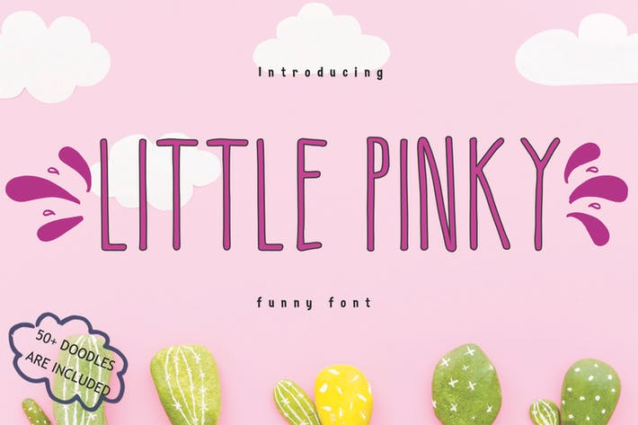 Thumbnail for Little Pinky